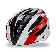 Универсальные Велоспорт шлем 17 Вентиляционные клапаны Велоспорт Велосипедный спорт Снежные виды спорта Фигурное катаниеСтандартный