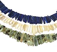 beadia 15-50mm irregolare perle in pietra naturale 38cm / str (circa 38pcs)