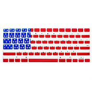"National Flag Pattern Keyboard Protective Film for 13.3"" 15"" 17"" Macbook Air/Pro/Retina Display"