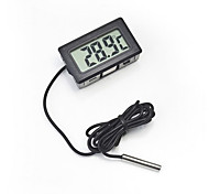 Digital LCD Probe Fridge Freezer Thermometer Thermograph for Refrigerator -50~ 110 Degree