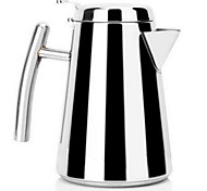 Thick Stainless Steel Cold Water Kettle Boutique Hotel Restaurant Coffee Pot (1.7L)