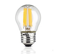 KWB 6W E26/E27 LED Globe Bulbs G45 6 COB 600 lm Warm White Waterproof AC 220-240 V 1 pcs
