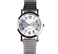 Korean Fashion Ladies Watch With Stainless Steel Spring