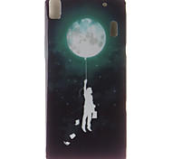 Balloon Painting Pattern TPU Soft Case for Lenovo K3 Note