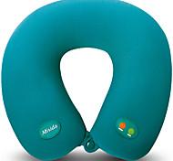 Massage Pillow Foam Pillow U Shaped Pillow Vibration Massage Pillow