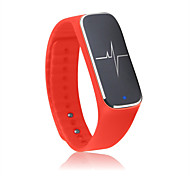 L18 Health Bracelet Bracelet Step Motion Sleep Heart Rate Blood Pressure Breath Rate Fatigue State Mood