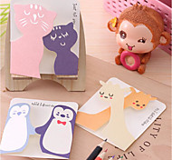Korea Stationery Small Animal With You A Warm Greeting Card Holiday Greeting Card Gift Thanks For Confession