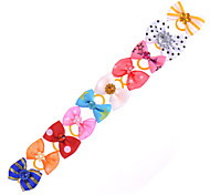 Hair Accessories for Dogs / Cats Spring/Fall Terylene 20pc