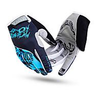 BATFOX® Sports Gloves Unisex Cycling Gloves Spring / Autumn/Fall Bike Gloves Anti-skidding / Breathable / Wearable Full-finger Gloves