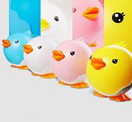 USB Charging Duck Cartoon Decorative Lamp Led Night Light Novelty Children'S Bedside Lamp