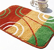 "Modern Style 1PC Polypropylene  Bath Rug 15"" by 23"""