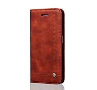 luxury Ultra Slim Genuine Leather Flip Case for Samsung Galaxy S7 edge S7