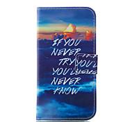 für Samsung-Galaxie J3 J5 2017 Kastenabdeckung Meer Lederbrieftasche für Samsung-Galaxie j1 j5 J7 2016 2017