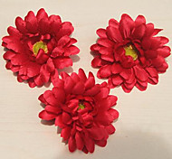 Simulation Of Garland Chrysanthemum Flower Artificial Flower Straw Slippers Flowers Silk Flowers