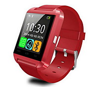 Bluetooth Smart Watch U8 Clock Wrist Waterproof Passometer Smartwatch FOR IOS Android Phone
