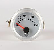 """iztoss автомобиль и мотоцикл 2 """"52мм привело термометр датчик температуры масла Temp метр с датчиком"""