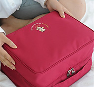 Receive Travel Supplies, Clothing Bags Suit Large Capacity Stratified Finishing Bag Handbag