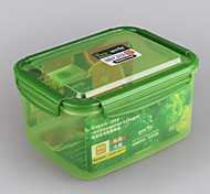 Large Rectangular Food Storage Container with Lid