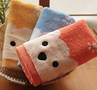 Jacquard Big Face Xiong Tong Towel Towels