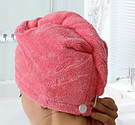 Absorbent Quick-drying Towel Coral Dry Hair Cap