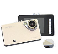 The Ultra-Thin Tuhao Gold Parking Monitor HD Wide-Angle 1080P Recorder