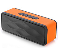 Smart Voice Handsfree Bass Stereo Wireless Bluetooth Speaker With TF Card Slot