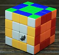Toys / Magic Cube 4*4*4 / Magic Toy Smooth Speed Cube Magic Cube puzzle Rainbow Plastic