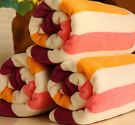 The Rainbow Stripe With Thick Cotton Towels