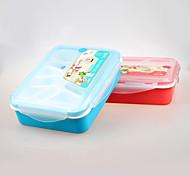 yeeyoo eco amigável de preparação refeição recipiente de alimento recipiente almoço microwavable