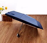 New Folding Automatic Three Folding Umbrella Rain Or Shine Umbrella Automatic Umbrella Advertising Umbrella Gift