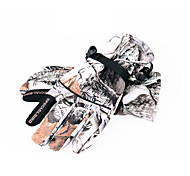 Winter Gloves Unisex Keep Warm Ski & Snowboard / Snowboarding Camouflage Canvas Free Size-Others