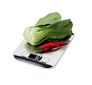 báscula electrónica portátil para cocina (rango de peso: 5 kg-1 g)