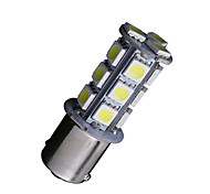 10 X White 1156 BA15S 18-SMD 5050 LED Light bulbs Turn Signal Backup Reverse