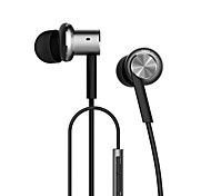 Xiaomi Hybrid Mi In-Ear Earphone Mi Piston with MIC Xiaomi Earphone FOR XIAOMI REDMI3/REDMI 4S/XIAOMI5