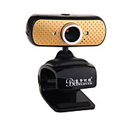 USB2.0 HD Desktop Computer  Camera With Microphone Webcam