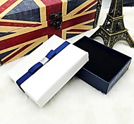 Jewelry Boxes Paper 1pc White