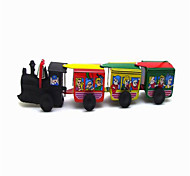 The Train Wind-up Toy Leisure Hobby  Metal Rainbow For Kids