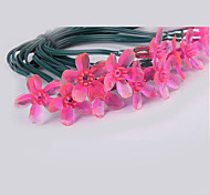 5M 20 LED Pink Cherry Blossom String Lights