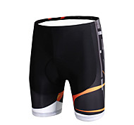 ILPALADINO Cycling Padded Shorts Men's Unisex Bike ShortsBreathable Quick Dry Anatomic Design Ultraviolet Resistant Insulated Moisture