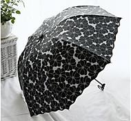 Ombrelle pliable Ensoleillé et Rainy Aluminium / Plastic