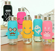 Cute Cartoon Silicone Cup Tisheng Carafe Promotional Activities Gifts Custom Logo Advertising Gifts