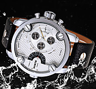 New Men Fashion Sport Famous Brand Quartz-Watch Wristwatch Date Display 30TM Waterproof Montre Relogio Masculino