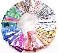 20pcs/set Nail Star Paper Stickers