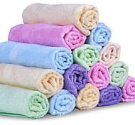 Bamboo Fiber Towel Explosion Models Thick Soft Washcloth Gift Boutique