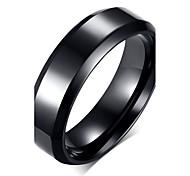 Муж. Женский Классические кольца Мода бижутерия Нержавеющая сталь Титановая сталь Бижутерия Назначение Для вечеринок Повседневные