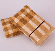 Pure Cotton Men's Gift Check Towel Restoring Ancient Ways