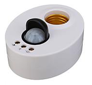 E27-Lâmpadas-Sensor infravermelho-Interruptor