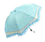The New Double-Vinyl Composite Moon Princess Umbrella Sun Umbrella Parasol Umbrella Sunny Umbrellas