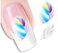 Nail Art наклейки ногтей Стразы для ногтей / 3D наклейки на ногти