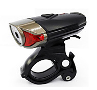 Bike Light,Headlamps-1 Mode 400 Lumens Easy to Carry Cell Batteriesx1 Battery Cycling/Bike Silver / Black Bike HJ